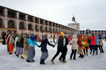 "Russian Winter Festival ""Winter Fortress"""