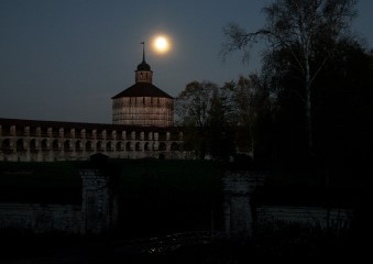 """Night at Kirillo-Belozersky Museum-Reserve"""