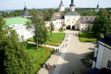 Spend Family Day in Kirillo-Belozersky Museum-Reserve!