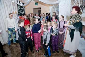 Kirillo-Belozersky Museum-Reserve organizes Family Day in Museum of Town and District History
